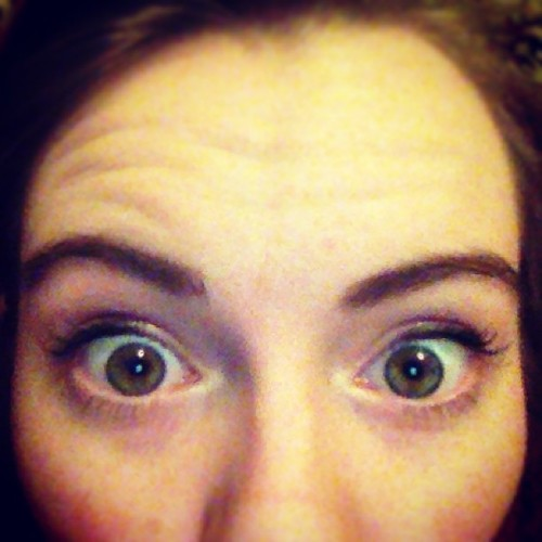 Today has been a good eyebrow day #me #self #instadaily #eyebrows