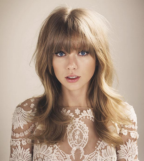 Taylor Swift for InStyle Uk, April 2013