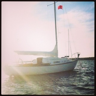 capedory:  She gave us many happy summers.  We're on to new adventures. For Sale: 1976 Cape Dory 25