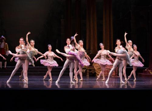 Boston Ballet's Sleeping Beauty (Photo: Rosalie O'Connor)