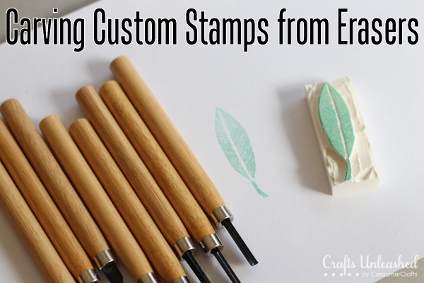 cajunmama:  (via How to Make Stamps: Carving Custom Stamps from Erasers)