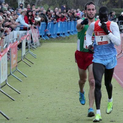 On December 2, Basque athlete Iván Fernández Anaya was competing in a cross-country race in Burlada, Navarre. He was running second, some distance behind race leader Abel Mutai - bronze medalist in the 3,000-meter steeplechase at the London Olympics. As they entered the finishing straight, he saw the Kenyan runner - the certain winner of the race - mistakenly pull up about 10 meters before the finish, thinking he had already crossed the line. Fernández Anaya quickly caught up with him, but instead of exploiting Mutai's mistake to speed past and claim an unlikely victory, he stayed behind and, using gestures, guided the Kenyan to the line and let him cross first.  (Read more)  Good sportsmanship. Winning isn't everything.