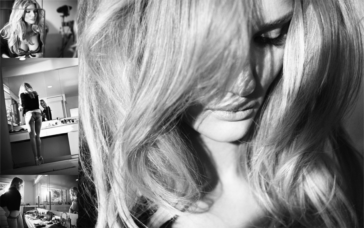 Rosie Huntington-Whiteley - Simon Emmett Photoshoot 2011 for GQ