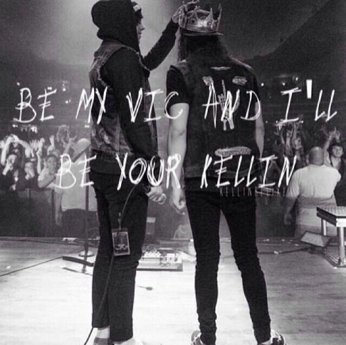 Kellic omg I'm so excited for their tour together!!! - https://weheartit.com/entry/128391340