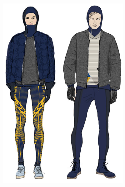First Look: Swedish Olympian Style from H&M