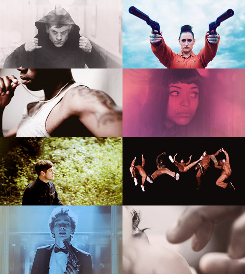 Fangirl Challenge: [8/10] Television Shows » Misfits❞ What if we're meant to be, like, superheroes?