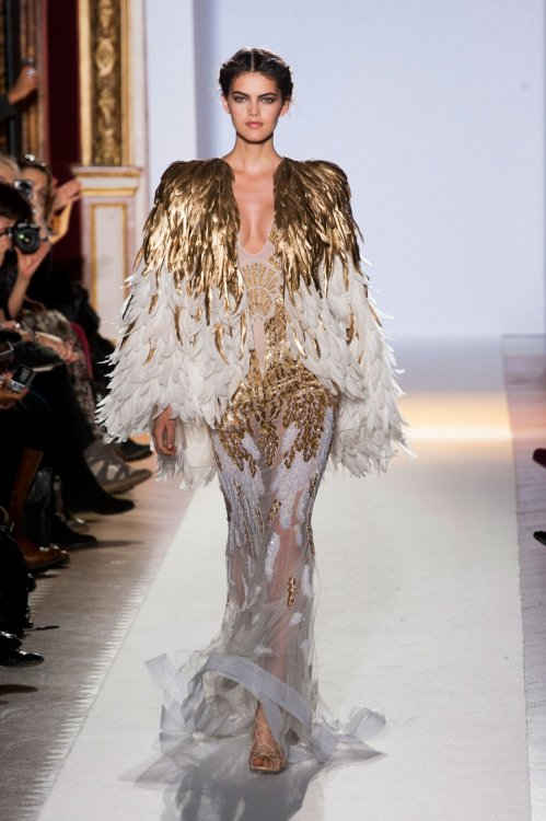 Zuhair Murad fashion week spring sumer 2013. Paris