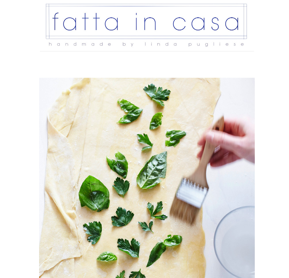 Fatta In Casa. A new space dedicated to nothing but pasta.