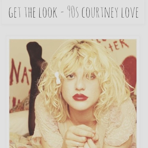ISITVINTAGE.COM #courtneylove #love #courtney #hole #nirvana #kurtcobain #vintage #grunge #moddolly #crownandglory #denim #leopardprint #fblogger #blog #francescobain #90s #getthelook #babydoll #moonlightwitch #vintageblog #fashion #ootd #redlips #stylestealer #style