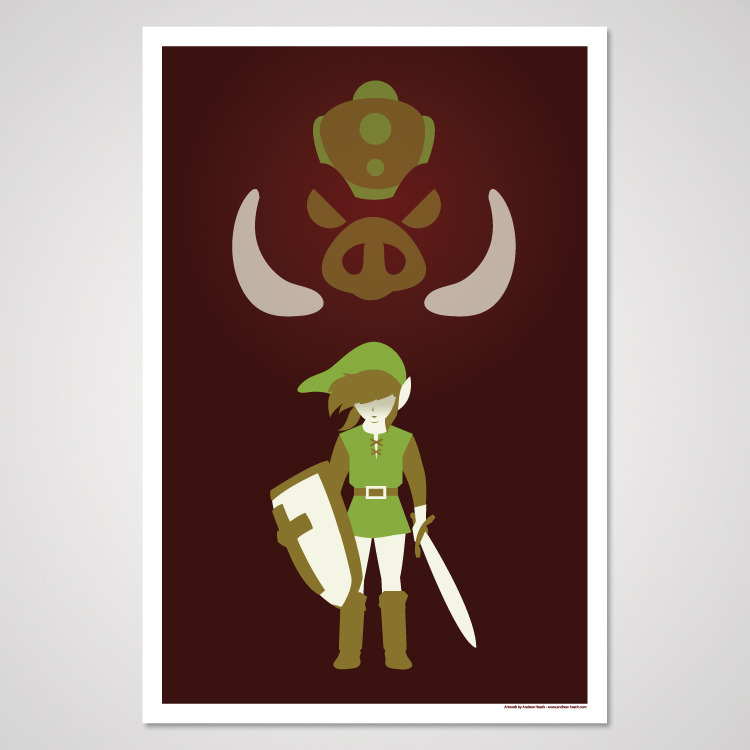 "Inspired by ""The Legend of Zelda"" Available for purchase HERE!"