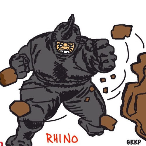 #rhino #rhinods #drawsomethingfanatics #drawsomethingepic #drawsomethingcool #drawsomethingpro #drawsomethingpic #drawsomething #dsfeatures #drawing #draw #artmazing #artwork #art #awesome #comic #marvelcomics #spiderman