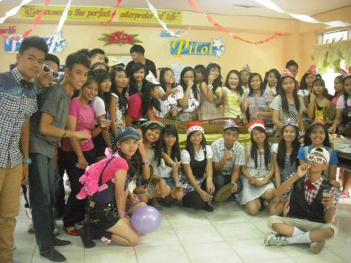 CHRISTMAS PARTY \m/ (3rd Pilot batch 2012-2013)