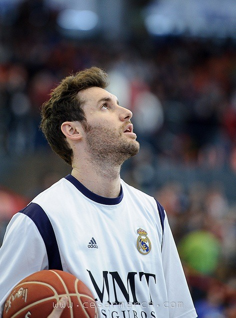 "Rudy Fernandez He is the ""Most Spectacular Player"" of the year!"