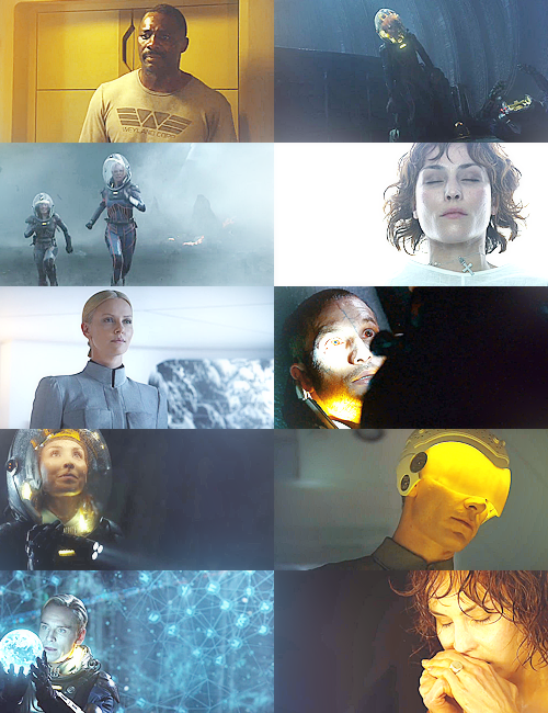 screencap meme: prometheus + negative space
