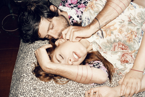 Devendra Banhart and Ana Kraš: stop being so cute.