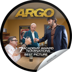 I just unlocked the Best Picture Nominee 2013: Argo sticker on GetGlue                      26095 others have also unlocked the Best Picture Nominee 2013: Argo sticker on GetGlue.com                  Argo has been nominated for a Best Picture Academy Award! It's now playing in theaters. Be sure to check it out. Share this one proudly.