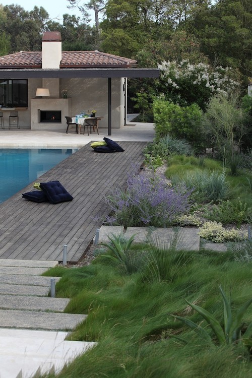 georgianadesign:  Cassy Aoyagi, FormLA Landscaping in Beverly Hills.