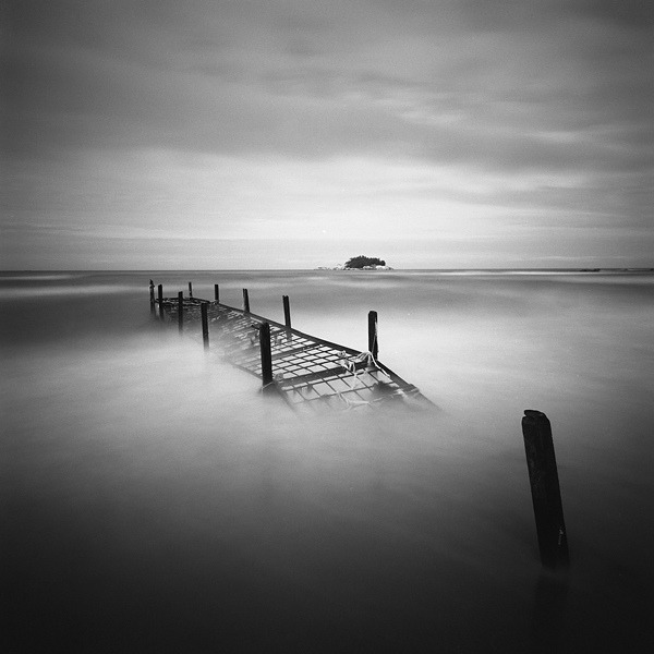 broken dock by boomtown525 on Flickr.