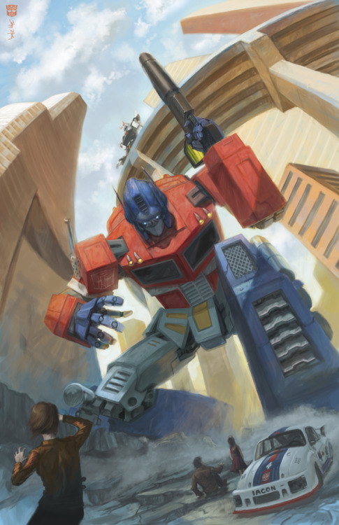 optimusprimeisawesome:  Autobots by ~Doomsplosion
