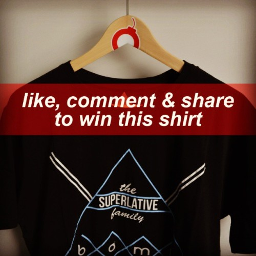 We're giving away our Family t to 2 lucky people, enter by liking, commenting & sharing this photo. Completing each of these things gives you another entry for the draw (up to 3 total). Tag bomb in your photos!