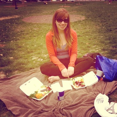 #Picnic in the #Park with Janet Reno! ❤ (at St. James Park)