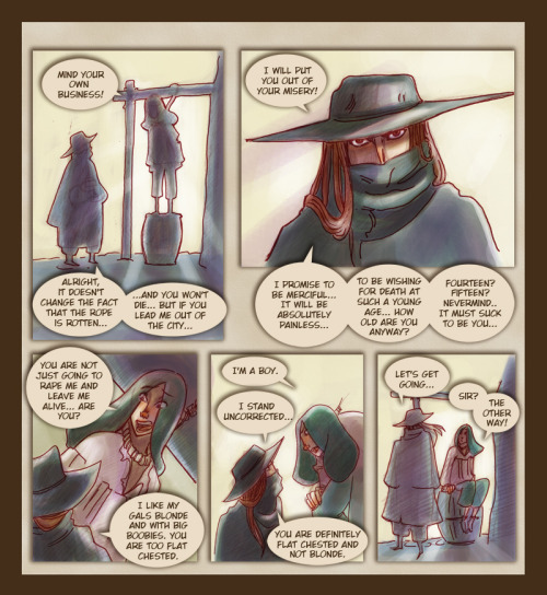 The Pirate Balthasar - Lost and found - page 11