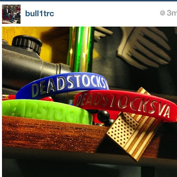 @bull1trc has his #deadstocksva wristbands… Do you? Cop yours today from our online store!  www.DeadStocksVa.com  #basketball #sneakerhead #nt #jordans #retro #jordanhead #sneakers #niketalk #igsneakercommunity  #showmeyourfeetheat #walklikeus #kicksoftheday #wdywt #todayskicks #nikeallday #smyfh  #whatsonyourfeet #sneakerporn #swag #nba #shoeporn #igsneakers #kicks4eva #nike
