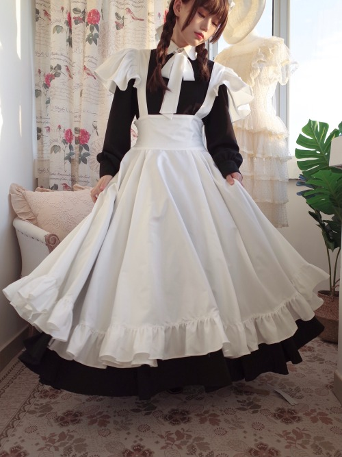#Maid#Meido#Maid costume#Costume