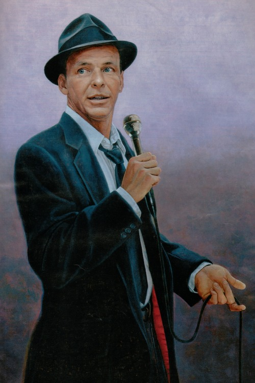 Frank Sinatra True talent True spirit True legend