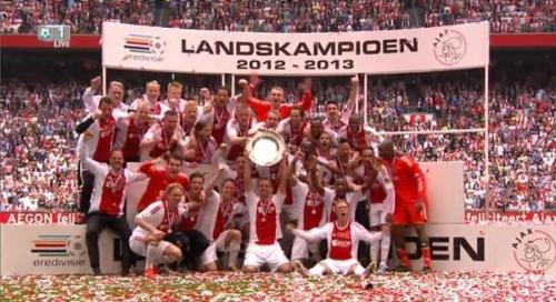 Twitter / football_oranje: Ajax are champions #Eredivisie …