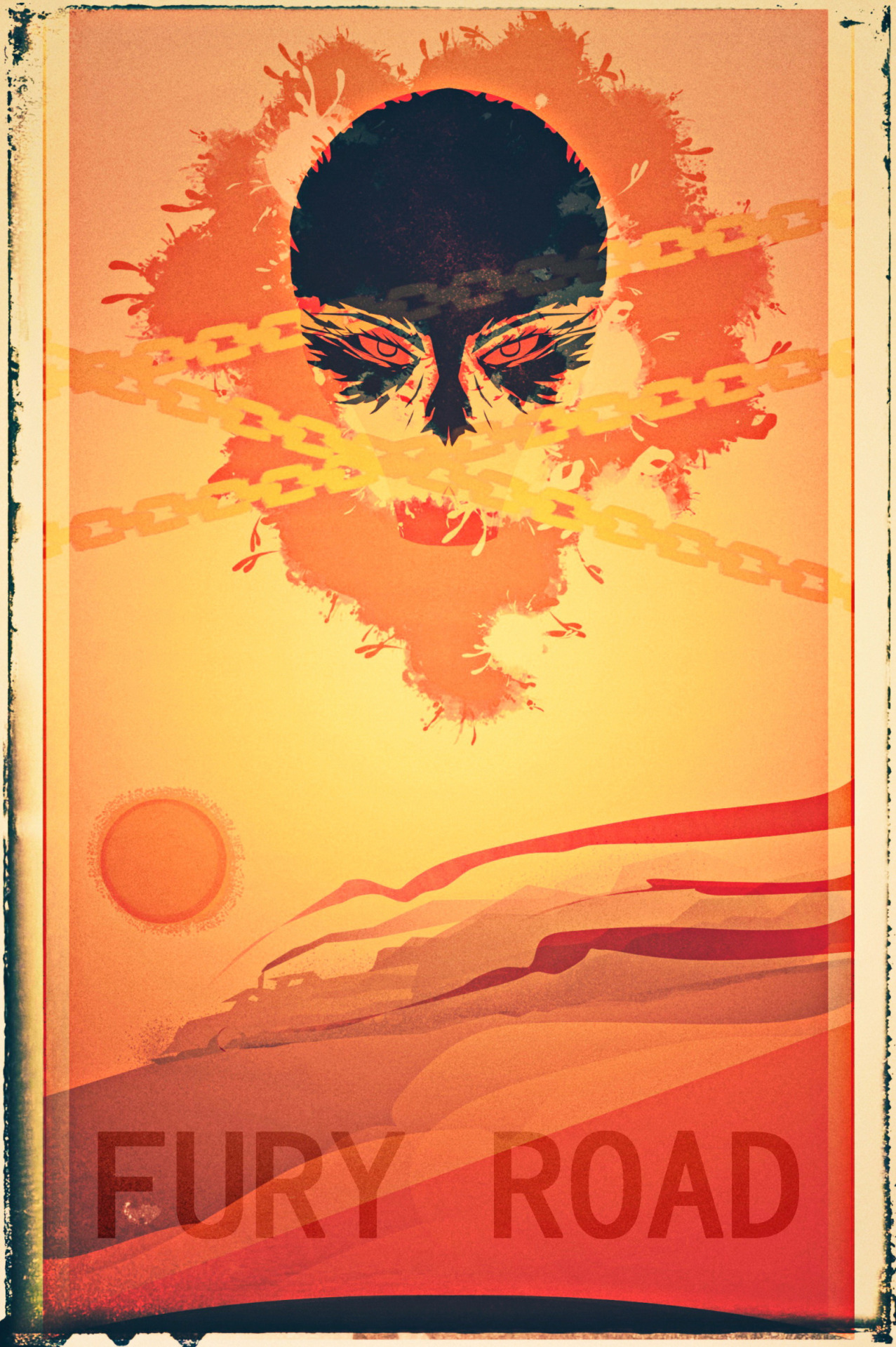 Mad Max: Fury Road Posters by Lazare Gvimradze