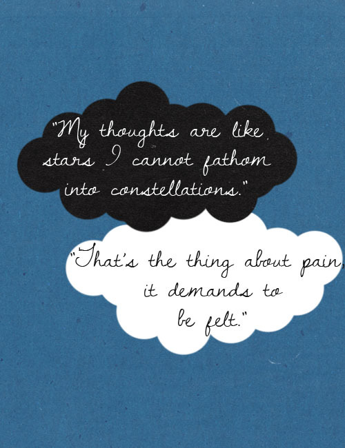 mythrandirs:  The Fault in Our Stars- John Green