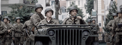 HBO, Steven Spielberg Working on Third WWII Miniseries HBO's hit shows Band of Brothers and The Pacific will now have a followup, which will be based on historian Donald Miller's nonfiction work, Masters of the Air: America's Bomber Boys Who Fought the Air War Against Nazi Germany. We can only guess that the HBO show will have a slightly shorter title.  Tom Hanks and Steven Spielberg are working on the project so far.