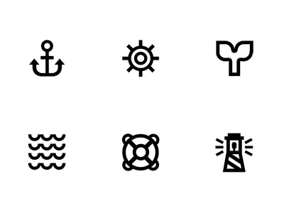 visualgraphic:  Nautical Elements