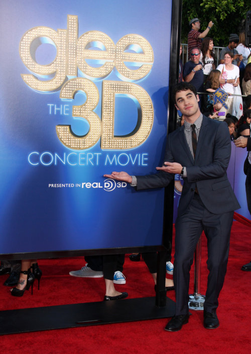 100 photos of Darren Criss - 45/100