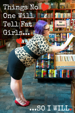 """elizabeth-karenina:  gothiccharmschool:  losertakesall:  ilikeprettyclothes:  fromcarouseltohair:  allyssumdays:  Everyone has rolls when they bend over. Everyone. Lets just get this out of the way right off the bat. In the last few months, I've had over 30 women ranging from rail thin to extra largenaked in my bedand I would routinely ask them to hug their knees. You won't believe this… ALL OF THEM HAD TUMMY ROLLS. Not one was exempt. Even my super fabulous professional model 6 foot tall and some amazing Katie had rolls. The stomach pictures turned into some of my favorite images from the project… so quit thinking they're bad, and try accepting (dare I say embracing?) yours!When people say """"you're gorgeous"""", believe them.I tend not to, and it's a cryin' shame. When people genuinely compliment you, it's because they really see it. Try to not dismiss their perspective as wrong and assume that you know better. They see all of you. We see our flaws. Believethem.""""Arm flab isembarrassing.""""No its not, go fuck yourself. No, not you. The people who tell us that, silly.You're not stunningdespiteyour body. You're stunningbecauseof your body.There is a disti"""