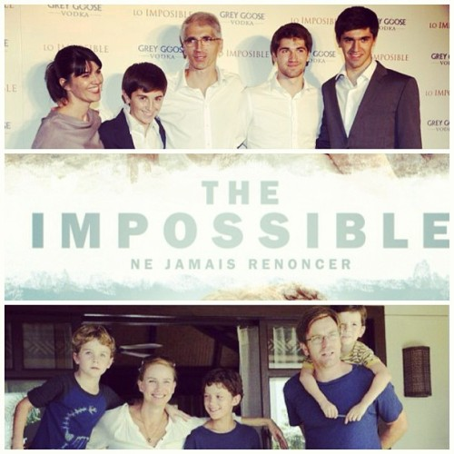 #NowWatching The Impossible #thailand #2004 #tsunami