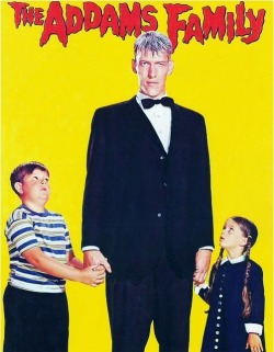 Lurch and the Addams children (1964)
