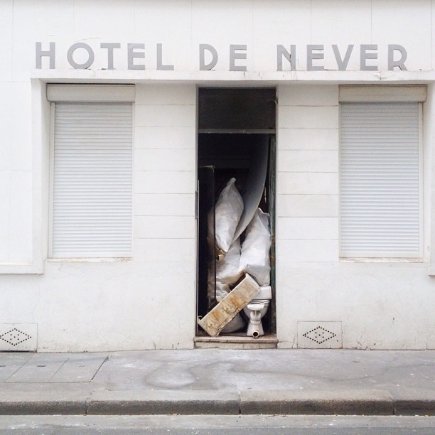 always there @ Hôtel de Nevers, Paris