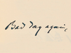 nevver:  Henry James