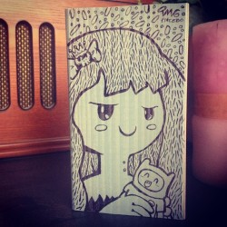#marceline from #adventuretime #doodle #block