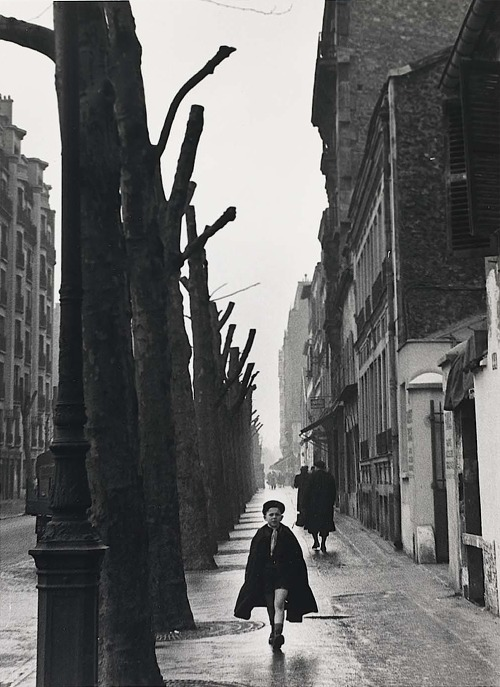 Todd Webb Rue Chatillon, Paris, 1949