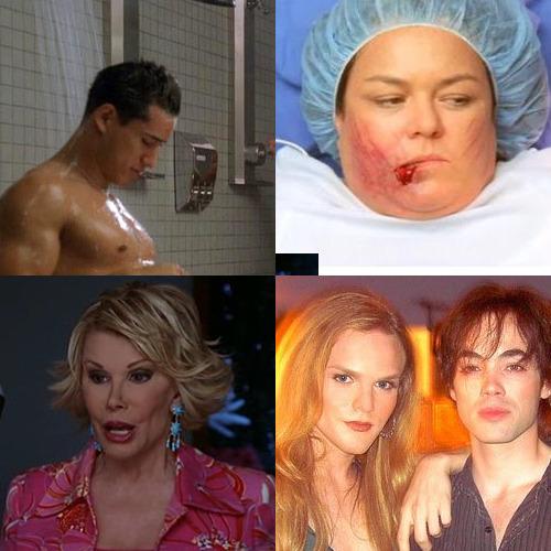 Who was your favorite Nip/Tuck guest star, Mario Lopez, Rosie O'Donnell  Joan Rivers or Willam? Watch tonight at 8/7c!