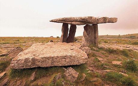 naturalattractions:  Natural attractions in Ireland The Burren, County Clare
