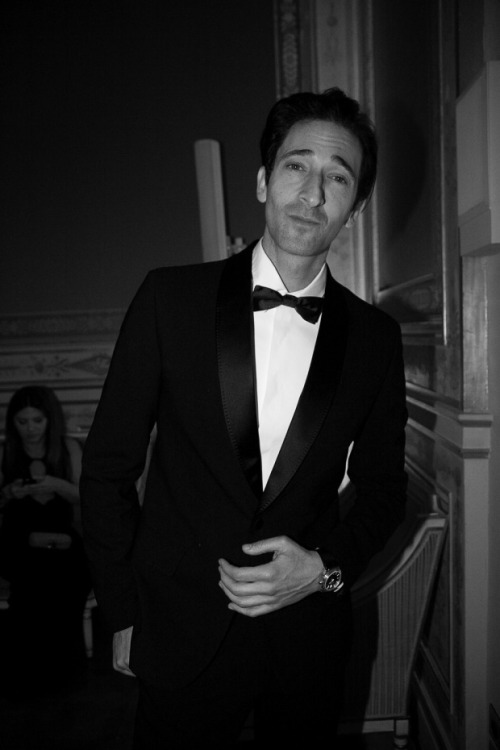 Happy Birthday, Adrien Brody! My favorite actor turns a fabulous 40 tomorrow.