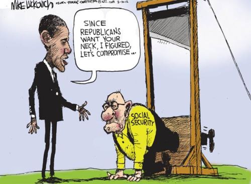 randomactsofchaos:  Mike Luckovich/Atlanta Journal-Constitution (04/10/2013)