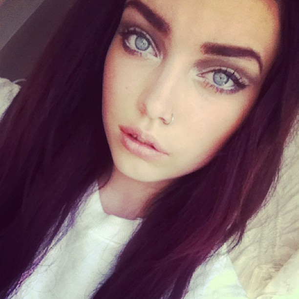 bbygypsy:  No pupils?  Hello eyes