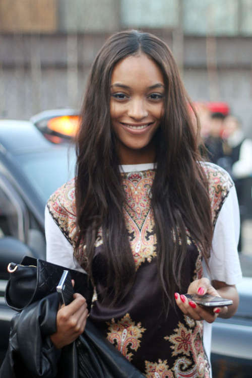 femalemodels:  28. JOURDAN DUNN.