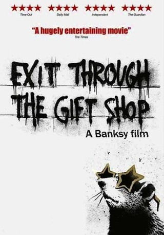 "I'm watching Exit Through the Gift Shop    ""BANKSY""                      Check-in to               Exit Through the Gift Shop on GetGlue.com"