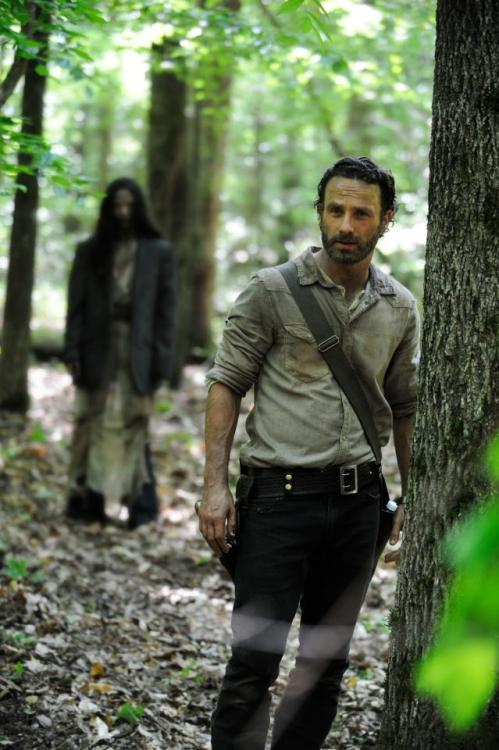 thaunderground:   First look at The Walking Dead Season 4